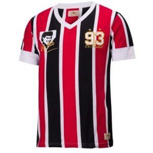 Camisa Retrô Gol Réplica Muller Ex - São Paulo 1993 Listrada