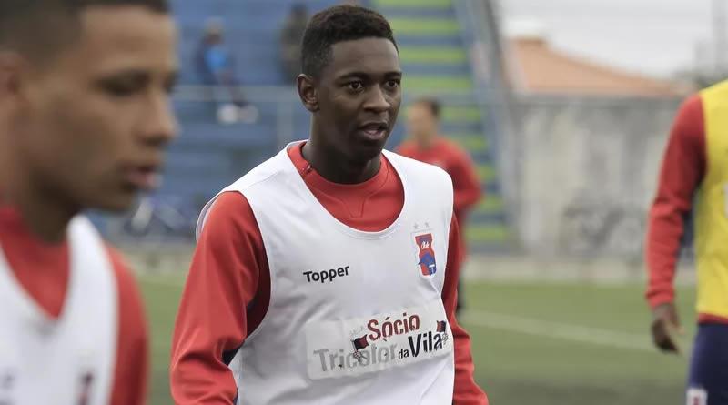 Jogador foi revelado pelo Paraná | Crédito: Rodrigo Sanches/Paraná Clube