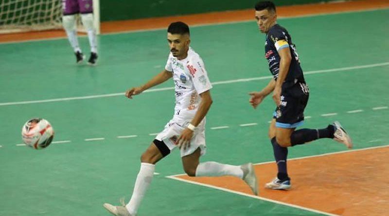 Crédito: Redes Sociais Pato Futsal