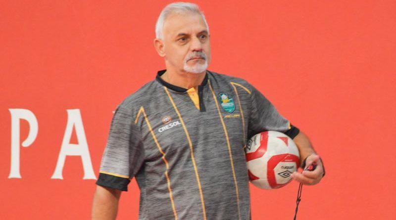Sérginho havia chegado ao Marreco em 2019