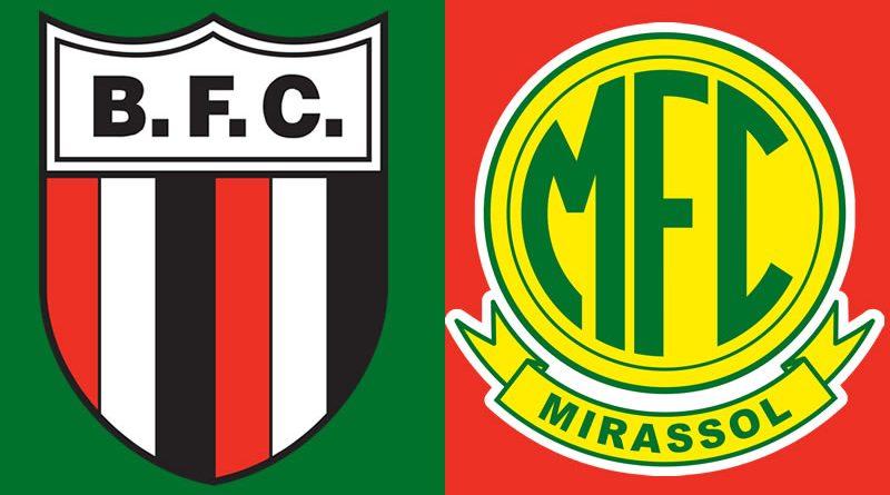 Saiba onde assistir Botafogo x Mirassol ao vivo
